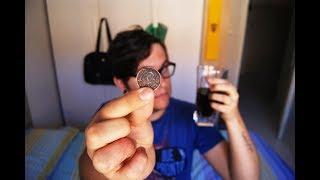 Limpio Una Moneda Con Coca Cola ¿funciona? | Mr. R