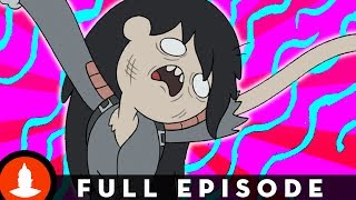 "POSSESSED WARRIORS?!?! in ""The Puppetyville Horror"" - (Bravest Warriors Season 2 Ep. 6)"