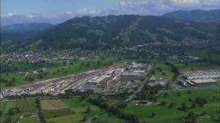 preview picture of video 'Wolfurt Güterbahnhof'