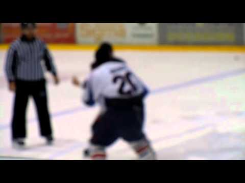 Tommy Bolduc vs Hubert Poulin