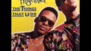 DJ Jazzy Jeff and The Fresh Prince - The Things That U Do (Vic's Drum Interlude)