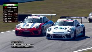 CarreraCup - Sebring2018 IMSA USA Round2 Race Full Race