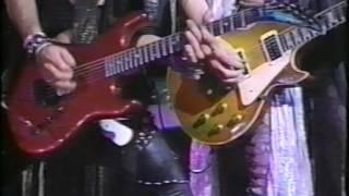Cinderella - Cinderella Shakes Tokyo, Japan  (1987)