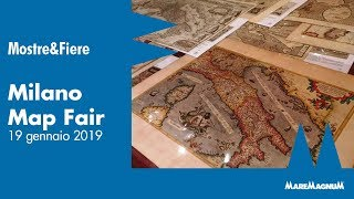 Milano Map Fair - International Exhibition Specialized In Ancient Maps And Views