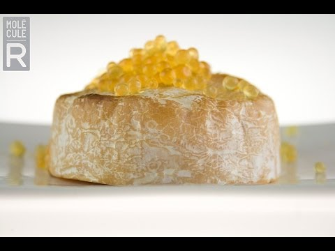 Molecular Gastronomy – Honey Caviar