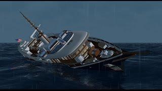 The Death Of The Luxury Yacht - Sycara IV