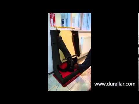 Ayakkabı Temizleme Makinası