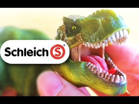 Schleich® Tyrannosaurus Rex Review (Movable Jaw)
