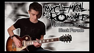 My Chemical Romance - Welcome To The Black Parade (Guitar & Bass Cover w/ Tabs)