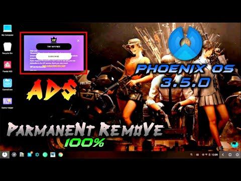 Phoenix ROC OS PUBG Mobile Special Edition V3 ,full Installation