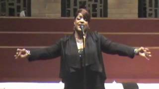 """Wilson Family Concert - Anita Wilson - """"SPEECHLESS"""""""
