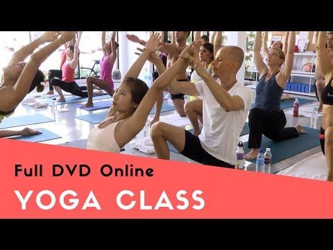 YOGA CLASS - Full DVD Online