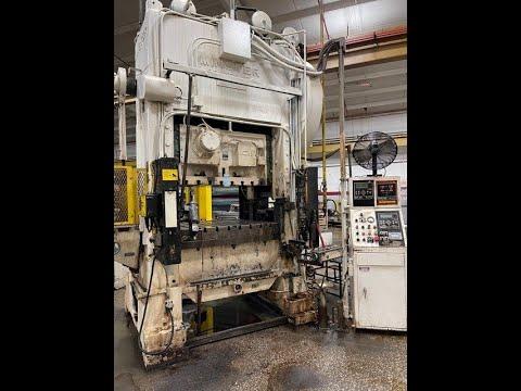 150 ton Minster P2-150-54 Piece-Maker Highspeed Press