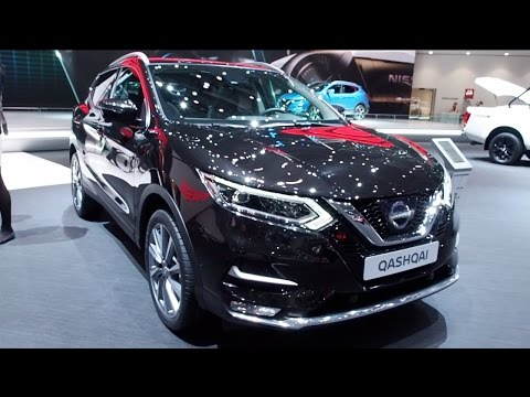 Nissan  Qashqai Паркетник класса J - рекламное видео 3