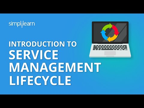 Introduction To Service Management Lifecycle | ITIL® Training ...