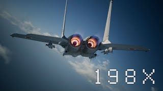 198X Ace Combat 7 Skies Unknown