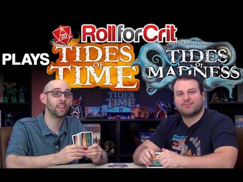 Oceans Rise, Empires Fall! | Tides of Time/Madness | Roll For Crit Playback