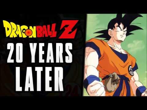 Dragon Ball Z Season 3: 20 Years Later