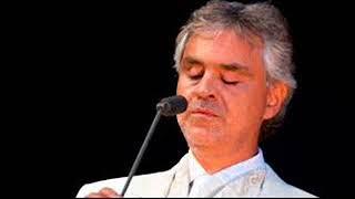 Santa Lucía Andrea Bocelli
