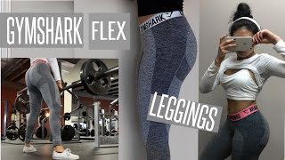 NEW GYMSHARK FLEX LEGGINGS REVIEW / WHY I WASN'T HAPPY / TRY ON