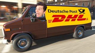 Der schnellste DHL Fahrer der Welt | Forza Horizon 4
