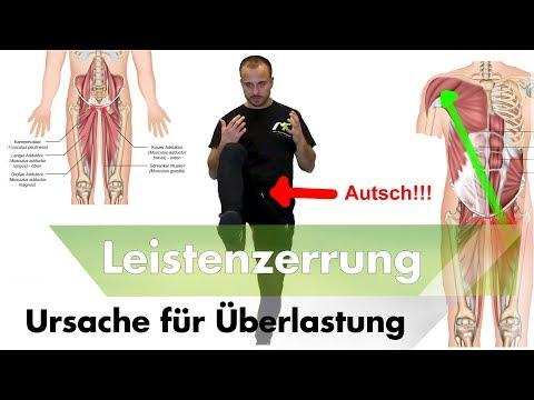 Osteochondrose Behandlung der zervikalen degenerativen Bandscheibenerkrankungen Übungen