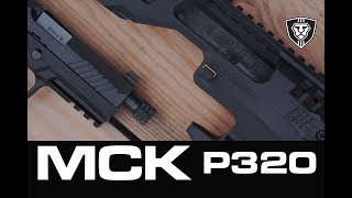 CAA MCK for the SIG P320