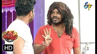 Sudigaali Sudheer Performance | Extra Jabardasth | 13th July 2018 | ETV Telugu