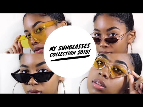 AFFORDABLE Sunglasses Collection 2018! |Misskeebeauty