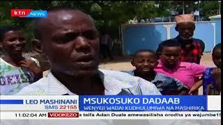 Mzozo katika kambi la wakimbizi Dadaab