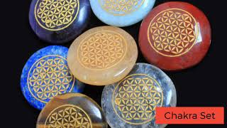 Purchase Chakra Reiki Products at Rozrin Crystals