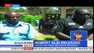 Bloggers express their displeasure over the arrest of a controversial blogger Robert Alai