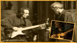 SONNY LANDRETH  feat MARK KNOPFLER - Blue Tarp Blues - From The Reach