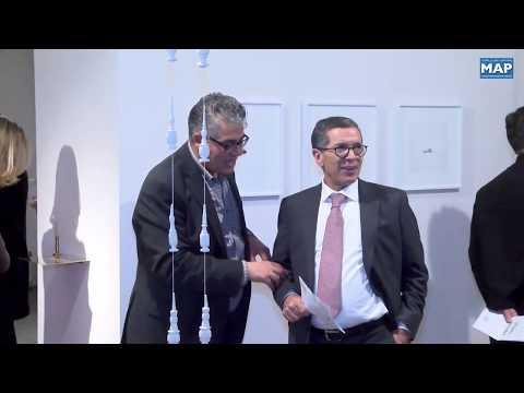 """De liens et d'exils"""", une exposition collective de sept artistes marocains à Bruxelles"""