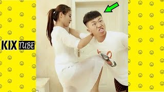 Watch keep laugh EP407 ● The funny moments 2018