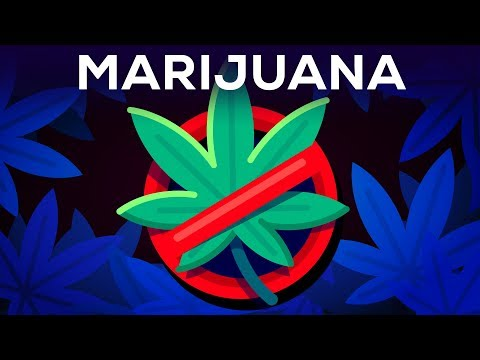 Kurzgesagt - 3 Reasons Why Marijuana Should Stay Illegal