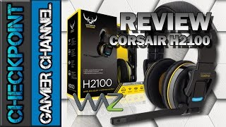 Headset Corsair Gaming H2100 - Review & Unboxing (PT-BR)