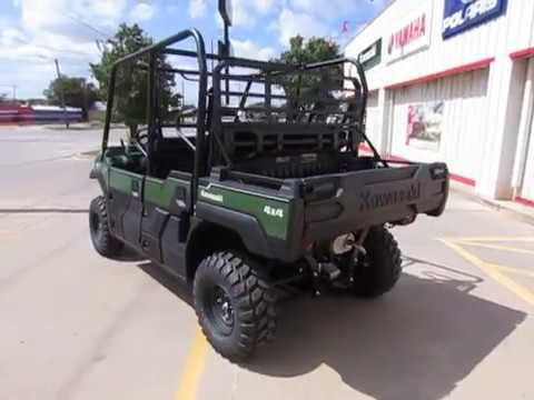 2020 Kawasaki Mule PRO-FXT EPS in Wichita Falls, Texas - Video 1