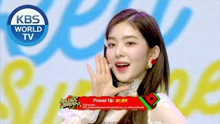 Red Velvet (레드벨벳)   Power Up [Music Bank  2018.12.21]