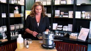 Recipe for Beeswax Face Cream : Natural Skin Care