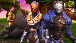 RAPTOR'S LONELY LODGE OF LOVE - *SEASON 5* FORTNITE FILM