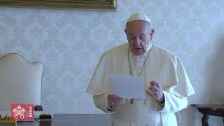 El mundo unido reza con Francisco el Padre Nuestro (2:26)