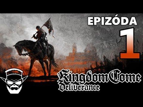 PRES DRŹKU HNEĎ Z RÁNA ! - Kingdom Come Deliverance