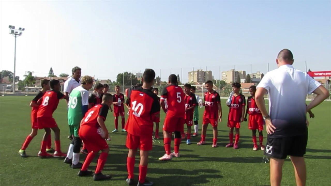 ילדים ב' - דן 1, צפו בתקציר מניצחון האדומים אשדוד