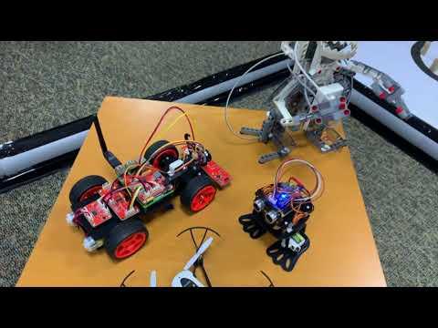 BUiD Computer Science & Electromechanical Engineering workshop