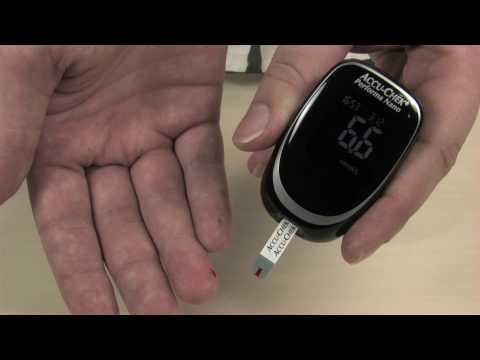 Příznaky diabetu rychlosti cukru