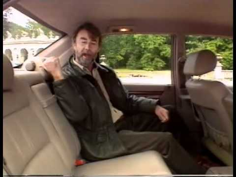 Old Top Gear 1989   Peugeot 405 Road Test