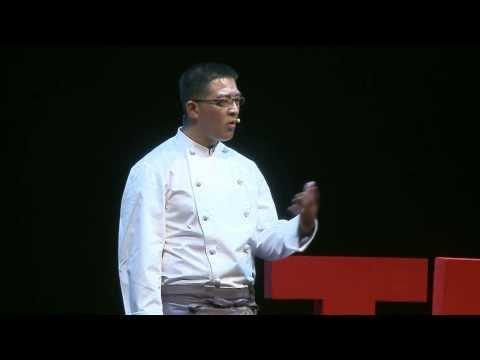 Samurai en la cocina y en la vida: Takehiro Ohno at TEDxCordoba