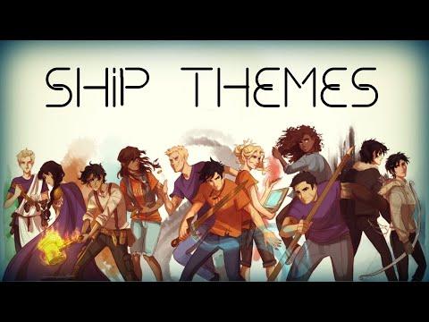 Percy Jackson Ship Themes