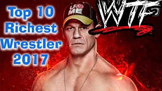 Top 10 Richest Wrestler In The World 2017 | Top 10 Everything